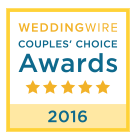 WeddingWire Couples Choice Awards - 2016.png